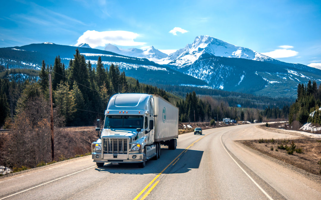 Businesses using blacklisted port trucking companies may be held liable for damages under SB 1402