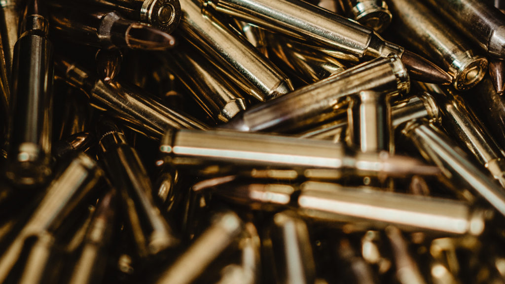 Prop 63 goes into effect on July 1, 2019, making it more difficult for California residents to buy ammunition.