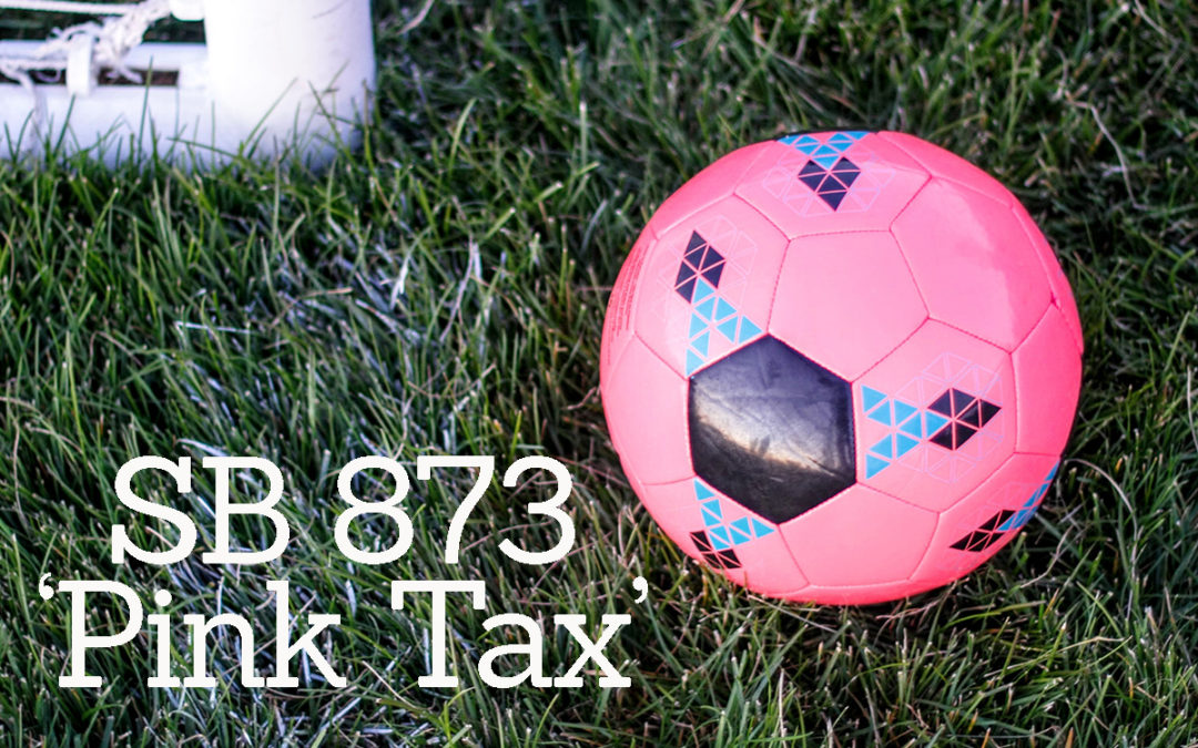 SB 873 aims to end the 'pink tax'
