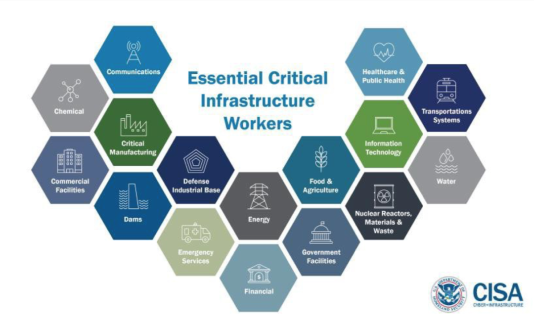 CISA releases Version 2.0 of Essential Critical Infrastructure Worker Guidance