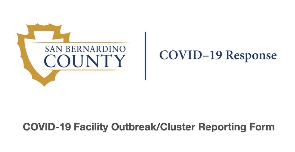 Covid Reporting Form for business